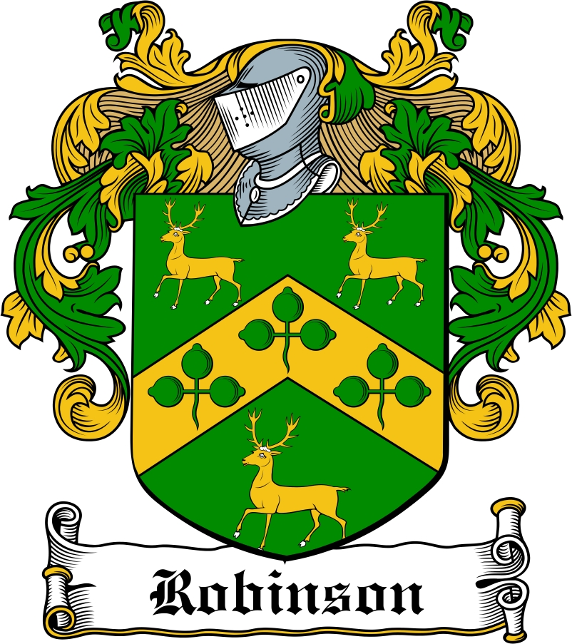Robinson Coat Of Arms