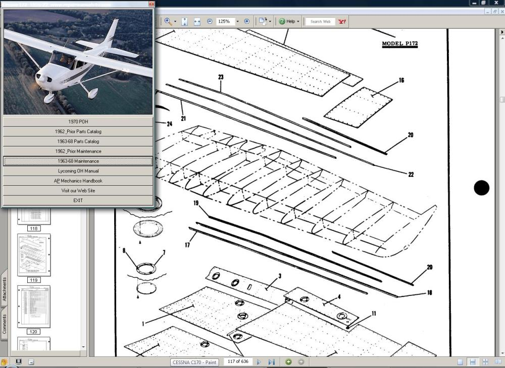 medium resolution of cessna 172 skyhawk manual set engine to 56 68 download manual diagram of engine 172