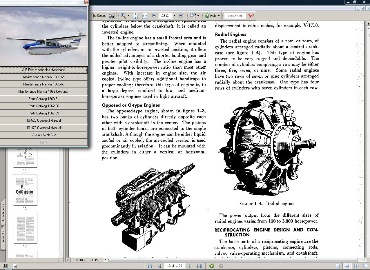 hight resolution of cessna 210 wiring diagram wiring diagram centre cessna 210 manual set engine 1960 69 download manuals