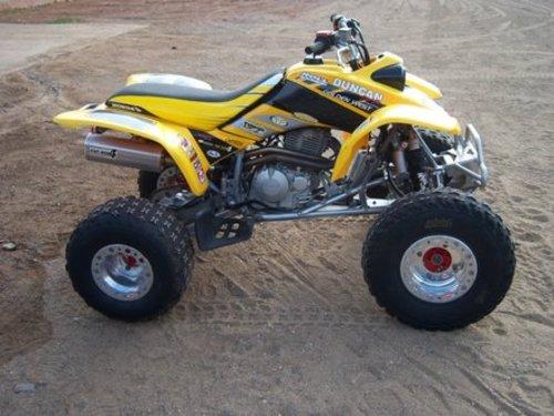 400ex Honda Parts 2002