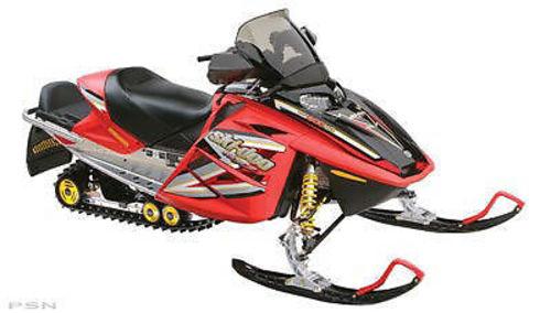 2005 Ski Doo Adrenaline 600 Ho
