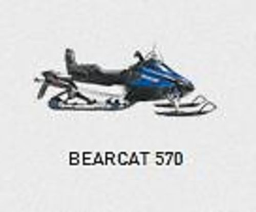 Arctic Cat 2010 BEARCAT 570 PDF Service/Shop Manual