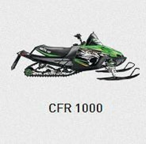 Arctic Cat 2010 CFR 1000 PDF Service/Shop Manual Download
