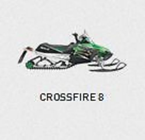 Arctic Cat 2010 CROSSFIRE 8 PDF Service/Shop Manual