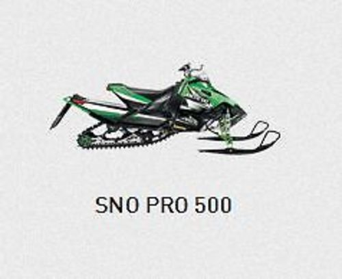 Arctic Cat 2010 SNO PRO 500 PDF Service/Shop Manual