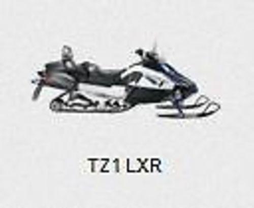 Arctic Cat 2010 TZ1 LXR PDF Service/Shop Manual Download