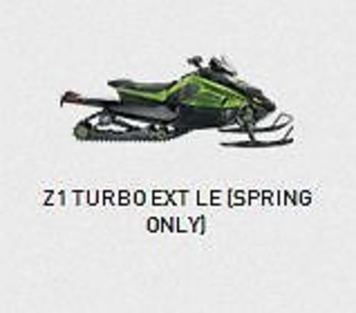 Arctic Cat 2010 Z1 TURBO EXT LE PDF Service Manual