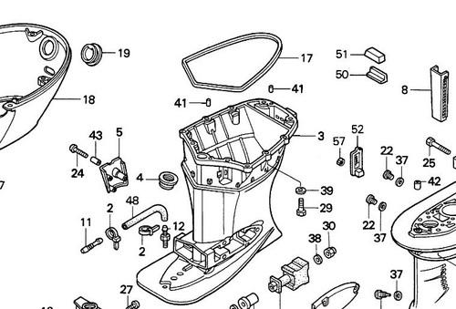 Free Yamaha F15B manual de servicio Download
