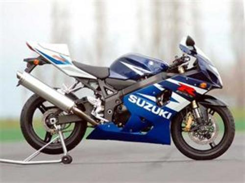 2006 Suzuki Gsx R600 Electrical Wiring Diagram