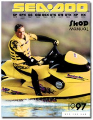 1997 SeaDoo SP, SPX, GS, GSI, GSX, GTS, GTI, GTX, XP Manual  Downl