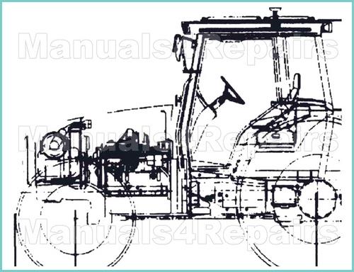 Case JI International 930 & 1030 TRACTOR Repair SERVICE