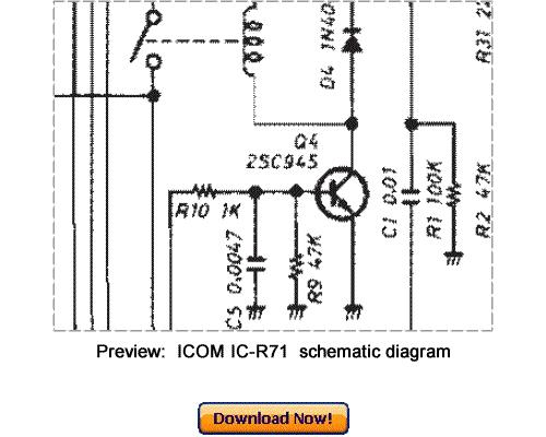 Free Download ICOM IC-M1V IC-M1EURO-V Service Repair