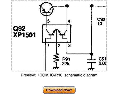 Free Download ICOM IC-R3 Service Repair Manual Download