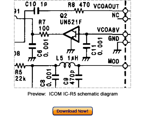 Free ICOM IC-745 Service Manual Download