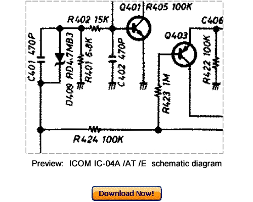 Free Download ICOM IC-290A IC-290E IC-290H Service Repair