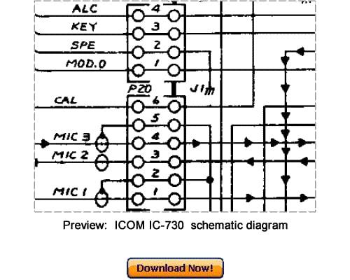 Free Download ICOM IC-756PROIII PRO3 Service Repair Manual