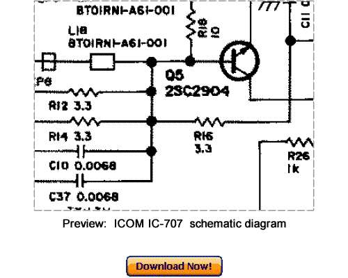 Free Download ICOM IC-730 Service Repair Manual Download