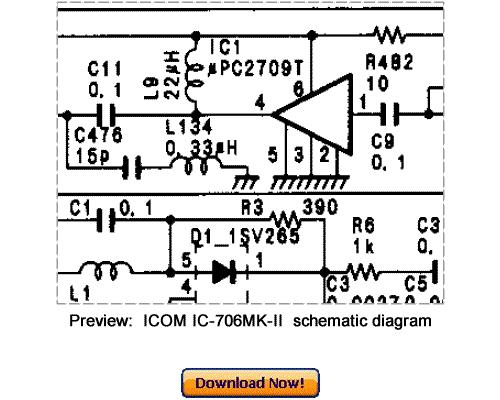 Free Download ICOM IC-7000 Service Repair Manual Download