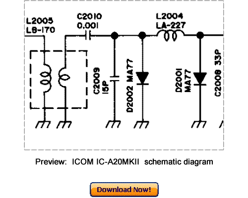 Free ICOM IC-2000 Service Manual Download