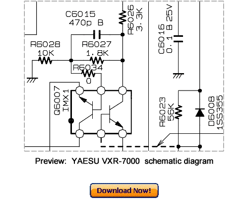 Download VERTEX YAESU VXR-7000 VHF-UHF Service Repair