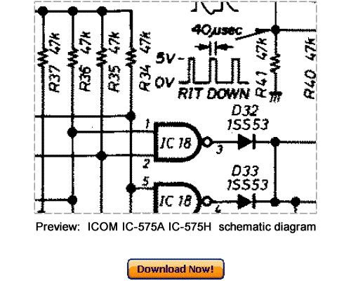 Free Download ICOM IC-R5 Service Repair Manual Download