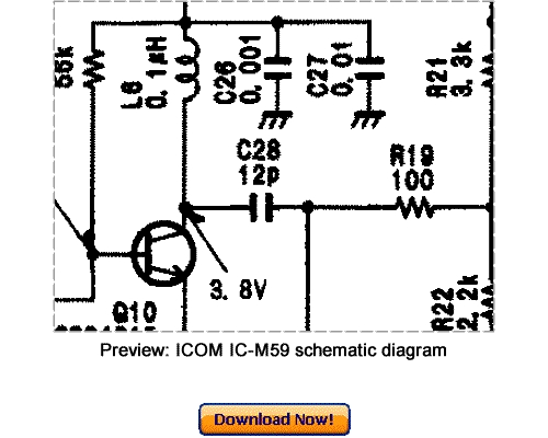 Free ICOM IC-703 Service Manual Download