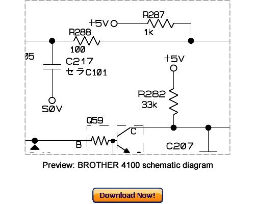 Download BROTHER 4100 4750e 5750e Service Repair Manual