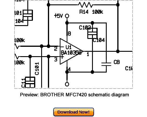 Download BROTHER MFC7420 7820n Service Repair Manual