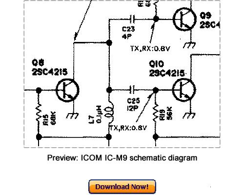 Free ICOM IC-F5061, IC-F5062, IC-F5063 Service Repair