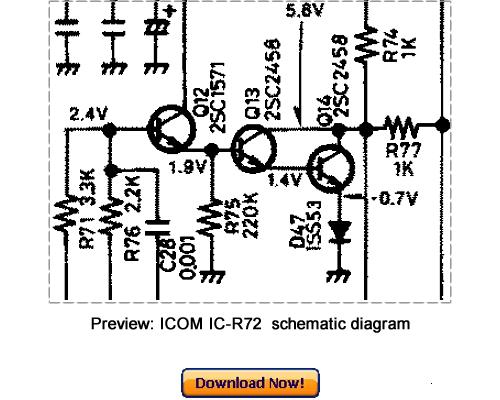 Free ICOM IC-718 Service Repair Manual Download (Updated