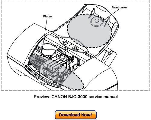 CANON BJC 3000 DRIVER FOR MAC