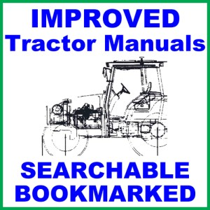 McCormick XTX Series TRACTOR Workshop SERVICE Repair