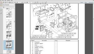Yamaha EF2400iSHC Generator Service Manual  Download