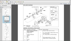 2008 Yamaha 212X  212SS Boat Service Manual  Download