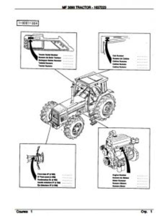 Massey Ferguson 3690 Service Manual Workshop Repair PDF