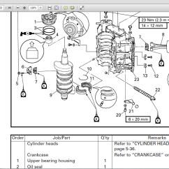 Yamaha Outboard Motor Parts Diagram Ocean Ecosystem Food Chain Supplement Lf350 Ca Service Repair