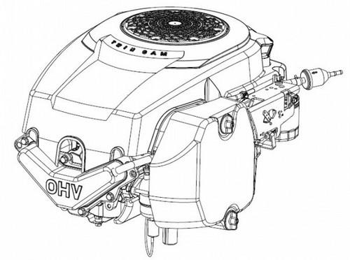 Kohler Courage SV470 SV480 SV530 SV540 SV590 SV600 SV620