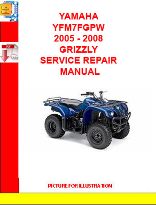Yamaha Grizzly 450 2007 Wiring Diagram Free Download Wiring Diagram