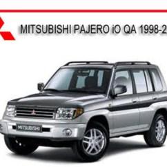 Mitsubishi Pajero Io Wiring Diagram 1998 Ford F150 Transmission Schematic Download Model 1999
