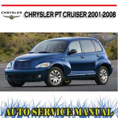2001 Pt Cruiser Exhaust System