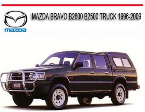 Wiring Diagram For Mazda B2500 1998 1998 Mazda Bseries