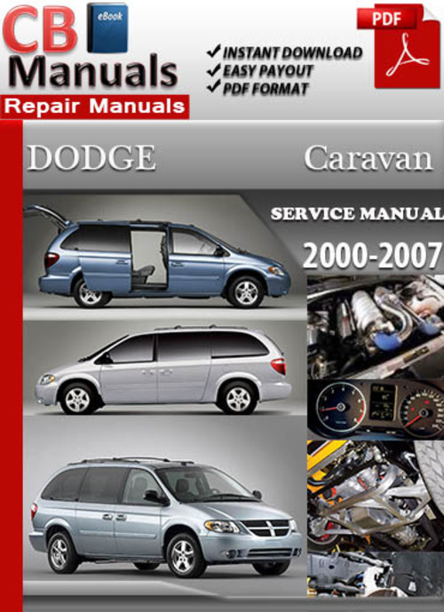 2000 Dodge Grand Caravan Sport Owners Manual