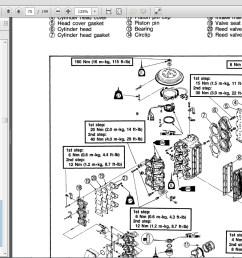 yamaha 40 hp manual schematic wiring diagrams yamaha 50 4 stroke  [ 1191 x 838 Pixel ]