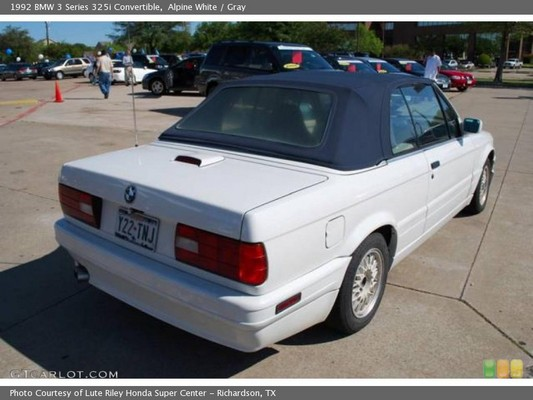 1991 Bmw 325i Convertible Electrical Troubleshooting Manual And Wiring Diagrams