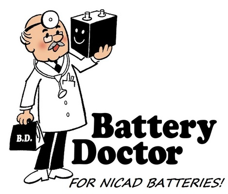 Battery Doctor ★ FiX Repair Rebuild ANY NICAD BATTERY...