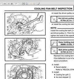 1987 yamaha banshee atv service repair maintenance overhaul manual  [ 1435 x 838 Pixel ]