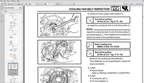 small resolution of 1987 yamaha banshee atv service repair maintenance overhaul manual