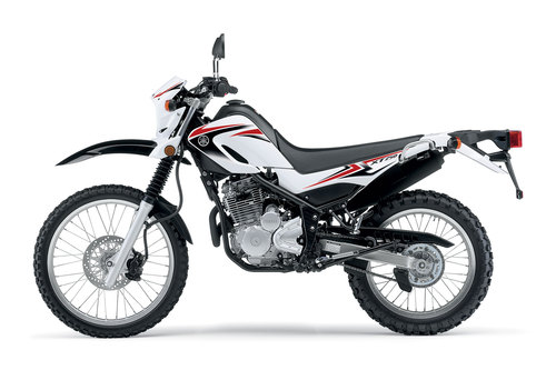 YAMAHA XT250 XT 250 BIKE 2008-2012 WORKSHOP SERVICE MANUAL