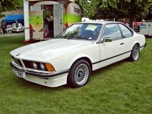Bmw E24 633csi Wiring Diagram 19831989 Download