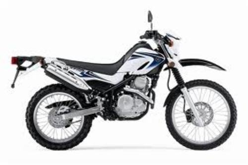 2009 YAMAHA XT 250 REPAIR SERVICE FACTORY MANUAL PDF